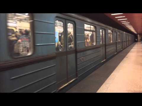 ブダペスト地下鉄2号線 【旧ソ連...