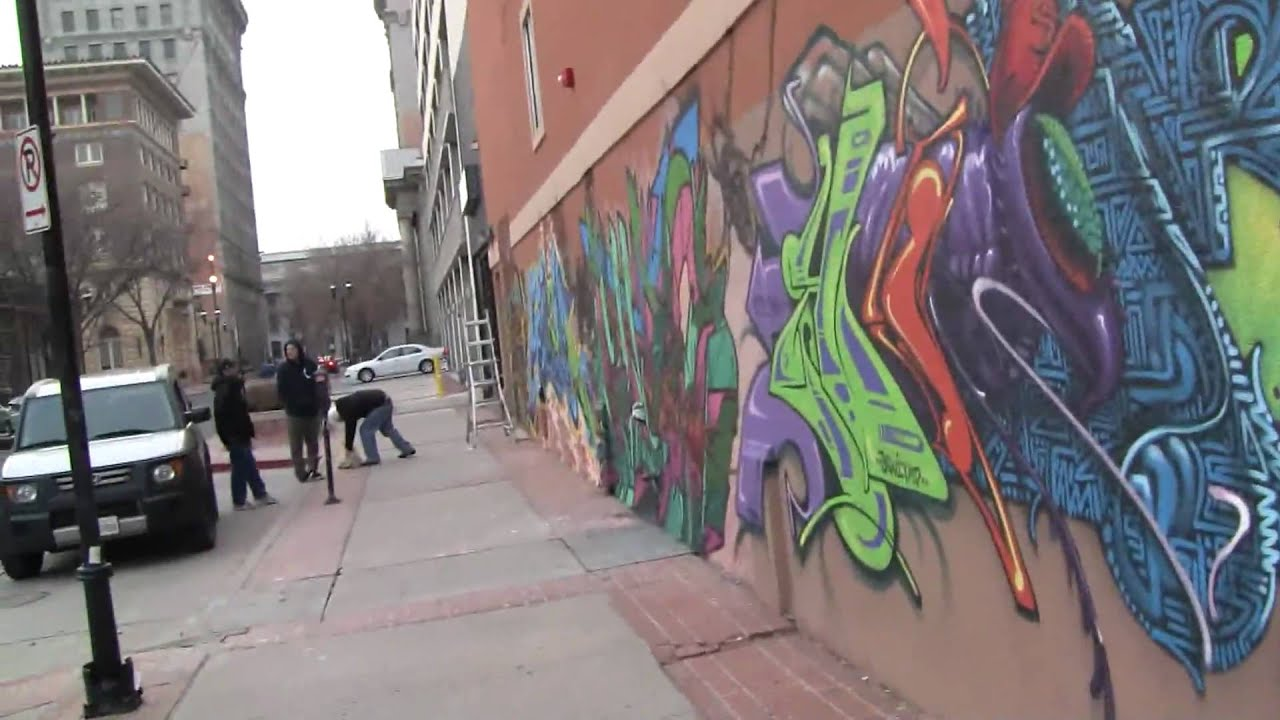 City Paint 3 – 2012…The End?? | Scott's Place...Images and Words