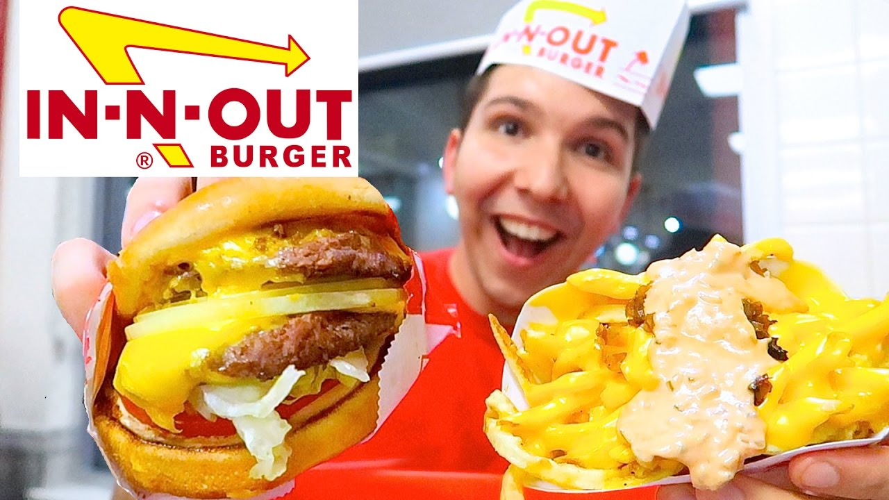 in n out burger Fast-food from home is infinitely better—here's a handcrafted recipe from in-n-out.
