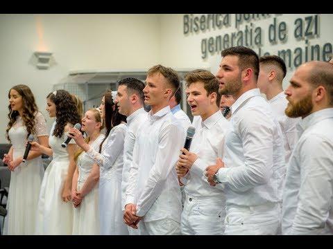 Botez Nou Testamental | Cristi Sonea |  Biserica Betania Dublin