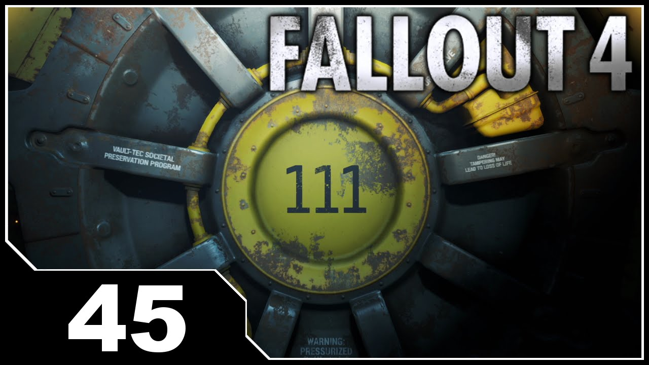 Fallout 4 Ep45 Cabot House Youtube