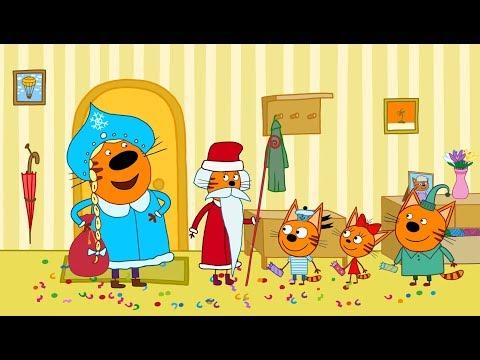 Советские новогодние мультфильмы для детей