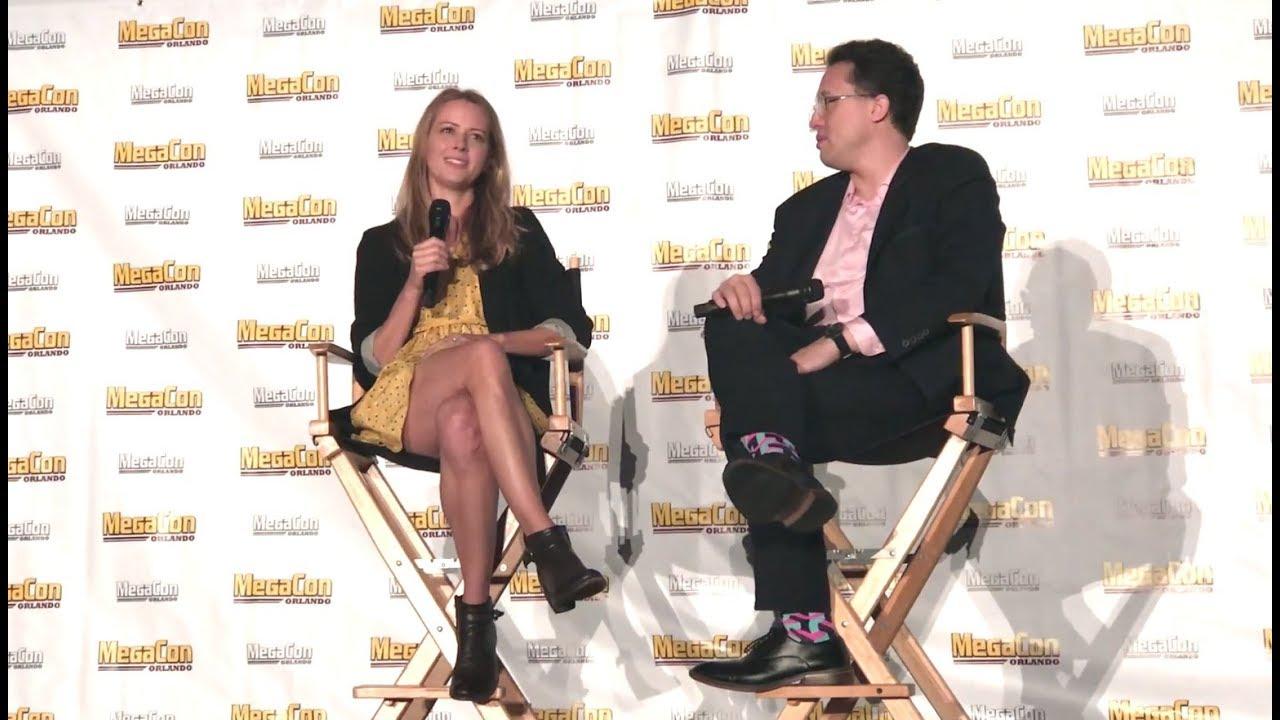 Amy Acker Qa Panel At Megacon Orlando 2018 Youtube