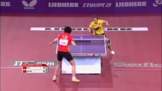 ЧМ по настольному теннису 2013 финал женщины Liu Shiwen - Li Xiaoxia(, 2013-05-21T09:24:41.000Z)