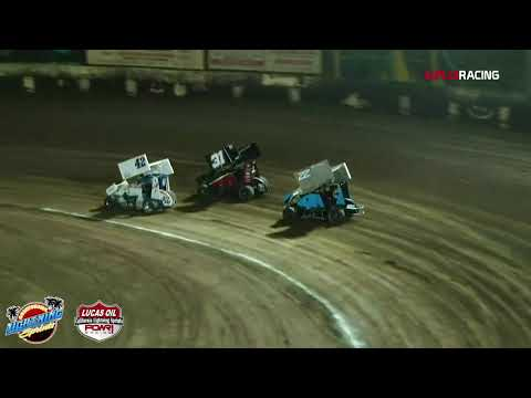 California Lightning Sprints at Ventura Raceway - 8/24/19 Feature Highlights