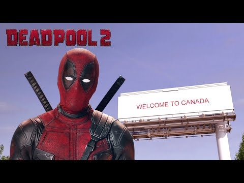 Deadpool 2 | Eur Missing a Country
