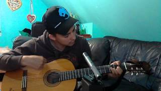 You´re Beautiful - James Blunt (Guitar Cover by Ray Sharif)
