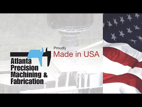 Atlanta Precision Machining & Fabrication