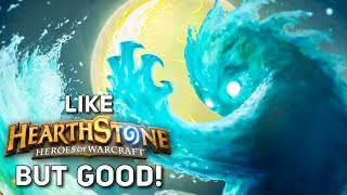 Why You Should Play Faeria (and Not Hearthstone!)