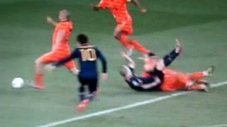 Espagne-Pays bas coupe du monde 2010 résumé video