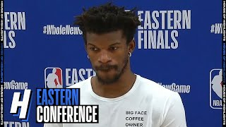 Jimmy Butler Postgame Interview - Game 2 | Heat vs Celtics | September 17, 2020 NBA Playoffs