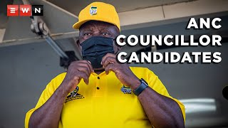 ANC President Cyril Ramaphosa introduced the governing party's almost 10,000 candidates for the upcoming local government elections on 19 October 2021. Ramaphosa said the candidates have pledged to end corruption and fraud. He also said he is mandating candidates to fix municipal finances and provide basic services to the communities they have been elected to serve.