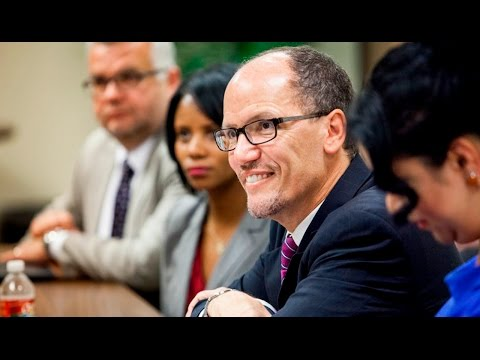 New DNC Chair Tom Perez Makes EVERYONE Resign