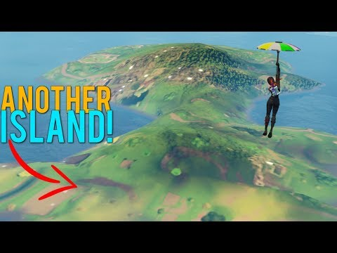 We Actually Made It To A NEW ISLAND In Fortnite Battle Royale...
