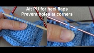 Tips \u0026 Tricks for Sock Heel Flaps
