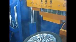 Тест на удар - колесные литые диски на Volkswagen (Фольксваген). WSP Italy W450 DRESDEN(Испытание на удар колесного диска WSP Italy, модель W450 DRESDEN. Собственная сертифицированная лаборатория компани..., 2013-04-01T09:49:36.000Z)
