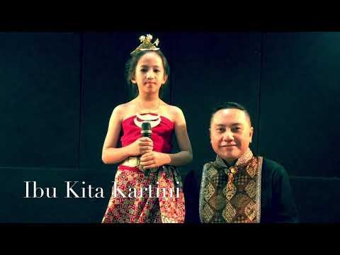 Ibu Kita Kartini - Rio Silaen & Nadine