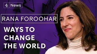 The case against big tech firms - Rana Foroohar