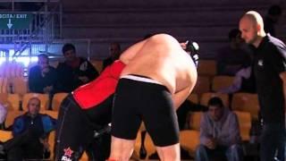 Trofeo Warrior 1° Coppa Italia MMA Finale KG 110