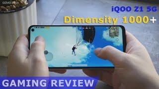 Vivo iQOO Z1 Gaming phone review: 144Hz display & MTK Dimensity 1000 Plus first debut