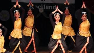 Fusion Ballet and Bharatnatyam Performance