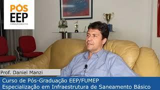 PÓS EEP - INFRAESTRUTURA DE SANEAMENTO BÁSICO