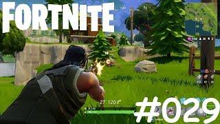 Let's Play Fortnite #029 [Deutsch] [HD] [PS4 PRO] - Wie hat er das Überlebt?