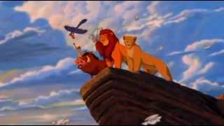 Король Лев / The Lion King (1994, трейлер)