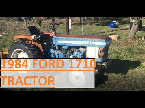 [SCHEMATICS_49CH]  I bought a 1984 Ford 1710 tractor. - YouTube | 1984 Ford Tractor 1700 Wiring Diagram |  | YouTube