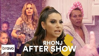 Jackie Goldschneider Criticizes Jennifer Aydin's Parenting | RHONJ After Show (S9 Ep9)