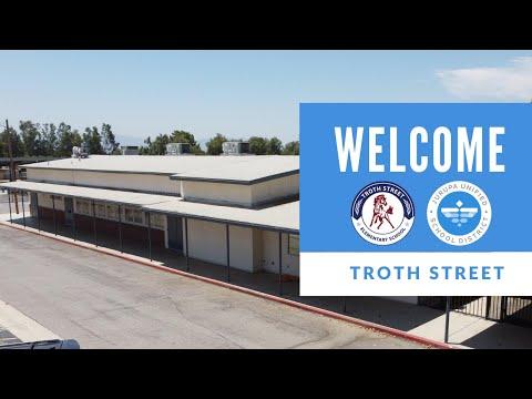 Troth Street Elementary School, Principal's Message, Jurupa Unified School District