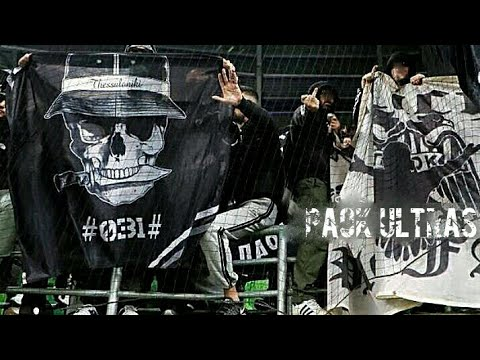 PAOK FANS IN BUDAPEST 08.11.2018 | FULL REPORT