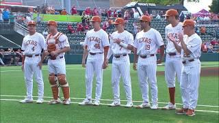 Texas baseball vs oklahoma game 3 lhn highlights [may 17, 2019]