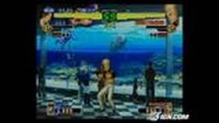 The King of Fighters 2000/2001 PlayStation 2