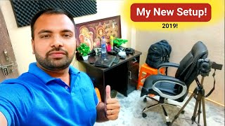 My New Setup Tour || 2019