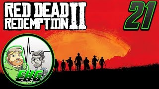 EKG: Red Dead Redemption 2: Longest Beard of All Time (Campaign - Ep. 21)