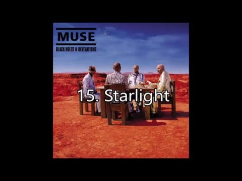 Top 20 Muse Songs