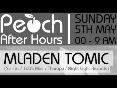 MLADEN TOMIC Live Mix at Peach After Hour @ The Car Wash, Liverpool, UK, 05.05.2013.
