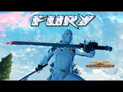 SWTOR: Fury Marauder Lvl 70/Tier3 PvP - I'm Late