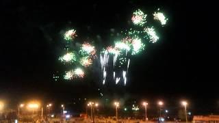 Волгоград 9 мая 2013. Праздничный фейерверк.(, 2013-05-09T20:43:21.000Z)