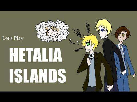 Let's Play! - Hetalia Islands [Part 2] SWEDEN DIES FIVE TIMES
