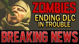 AETHER ZOMBIES DLC IN TROUBLE - TREYARCH SWITCHES TO BLACK OPS 5!