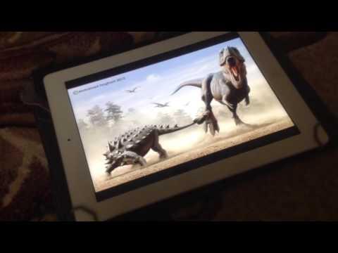 Soundscape zhuchengtyrannus vs ankylosaurus