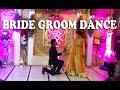 Raabta - Indian Bride Groom dance