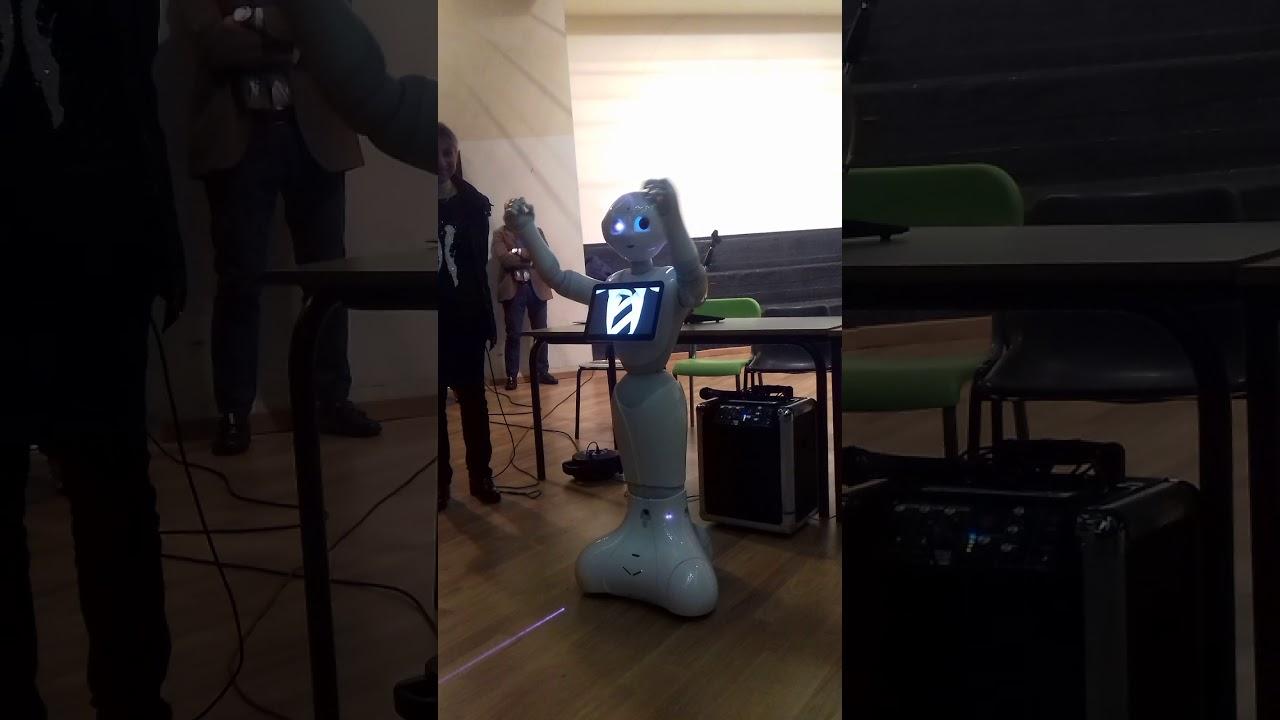 IBM al Casiraghi - Il ballo di Pepper