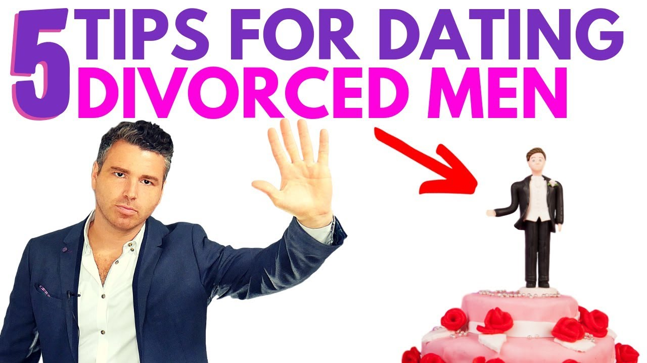 newly divorced men and dating