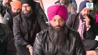 150216 Panthic Meeting: Bhai Paramjit Singh Pamma - GNG Smethwick