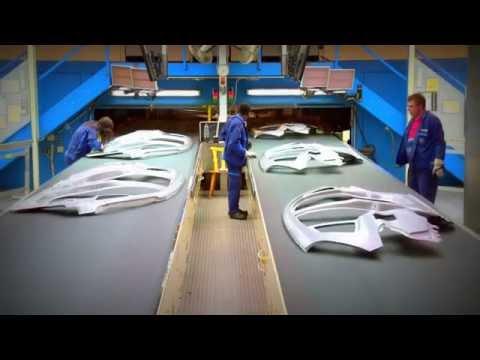 2015 BMW 2 Series Gran Tourer Assembly - Press Shop - BMW Group Plant Regensburg