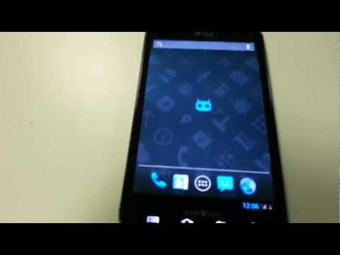 Samsung Galaxy Note Running Android Jelly Bean 4.1