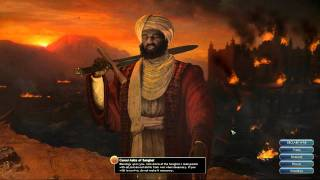 Civilization V OST | Askia Peace Theme | Gambia Folk Song